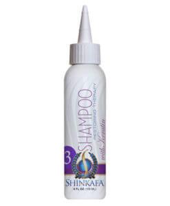 Shinkafa Keratin Hair Relaxer Kit: Step 3 - SHAMPOO