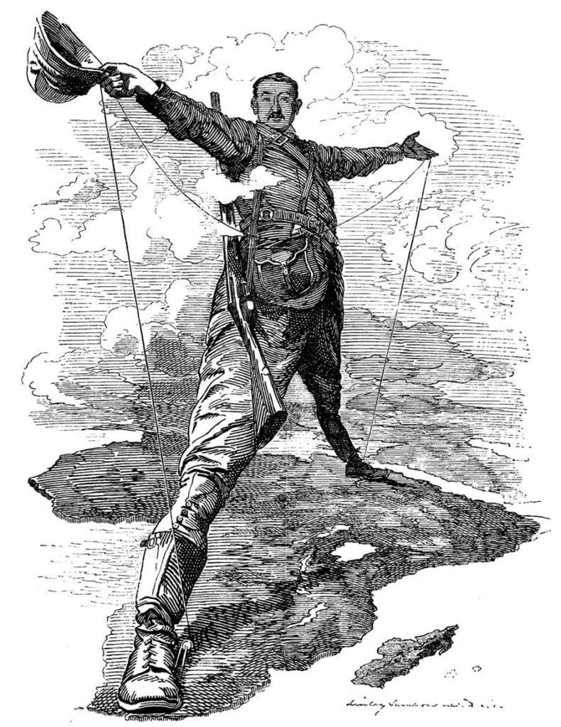 British Colonialism: Cecil Rhodes
