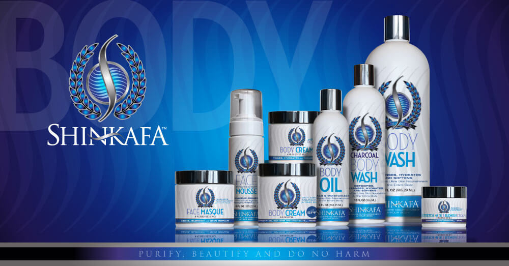 Shinkafa Body Care