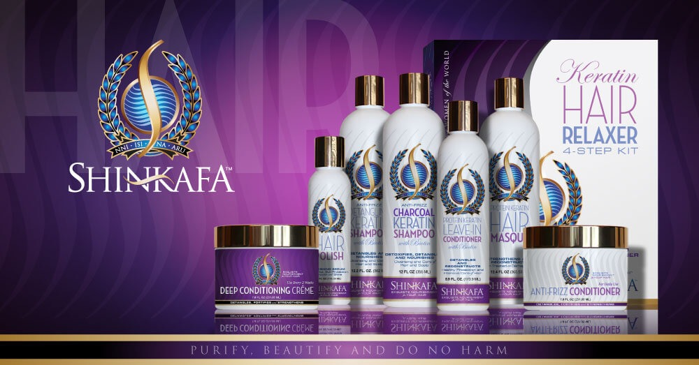 Shinkafa Hair Care