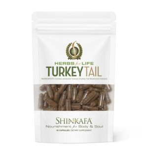 Turney Tail Herbs for Life by Shinkafa - Front
